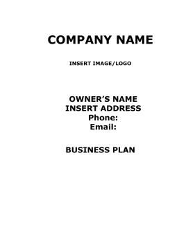 Business Center Franchise Business Plan template